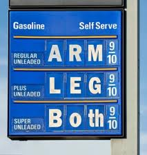 Making Sense of the Skyrocketing Cost of Gasoline