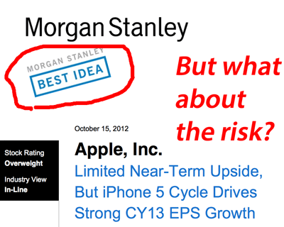 The Biggest Risk Apple (AAPL) Faces