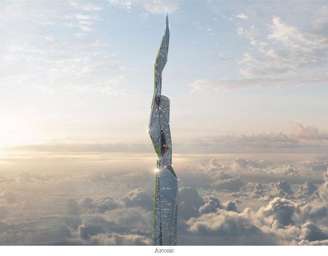 Mega Skyscraper
