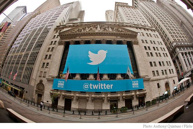 Twitter (TWTR) Stock Plummets As Wall Street Firm Cuts ...