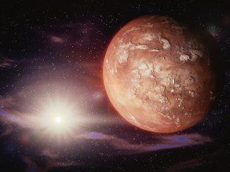 space mars