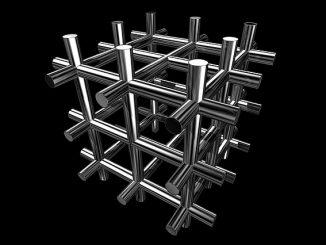 tech metal 3d