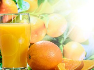 food orange juice
