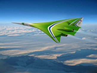 airline supersonic