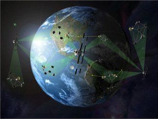 space satellites