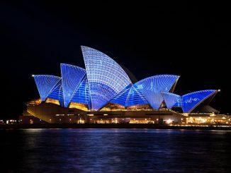 australia opera