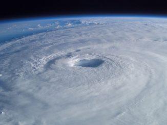 global warming hurricane