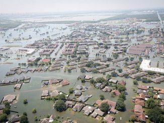 global warming flooding
