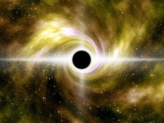 space black hole