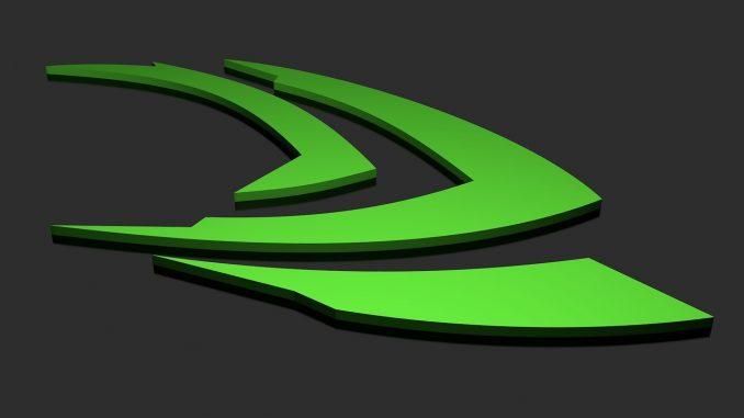 tech nvidia logo