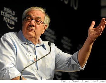 Barney Frank Calls Into Question the Safety of Investing in Fannie & Freddie