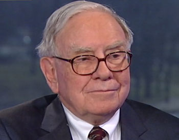 b chairman and ceo warren buffet wrote in his eagerly anticipated annual letter to shareholders released saturday that the conglomerate s book value