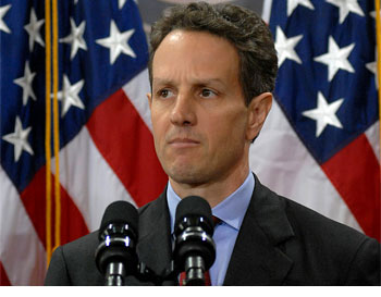 Geithner Next Fed Chairman?