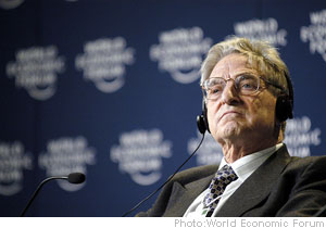 "Soros: Greece Still Faces the Danger of a ""Death Spiral"""