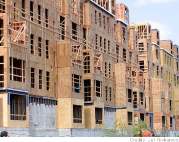 Las Vegas: Builders See a Screaming Market