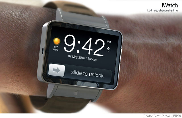 Apple (AAPL) Reportedly Weighing $400 Price Tag for iWatch