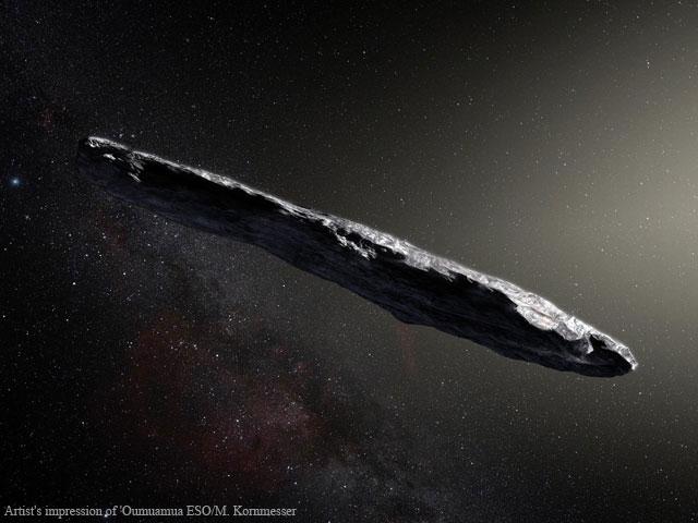 Alien Space Probe