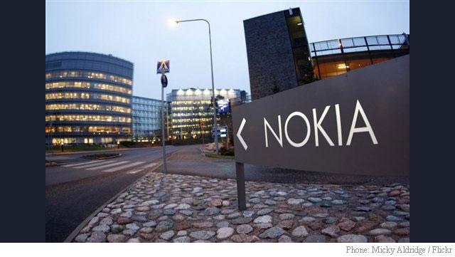 Nokia NOK Headquarters