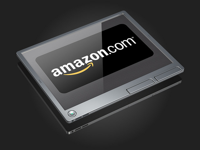 Amazon.com AMZN Tablet