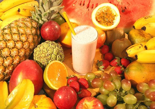 Fruits - Fad Diets