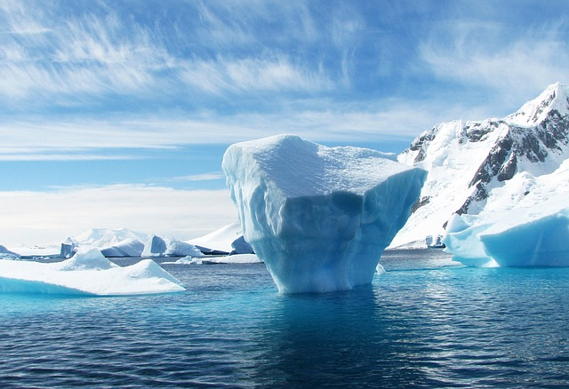 Global Warming Iceberg