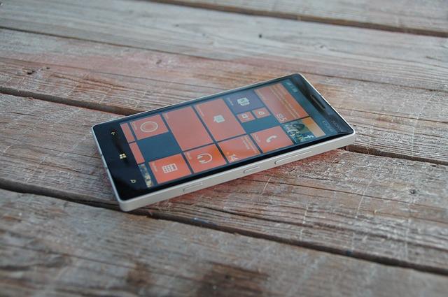 Microsoft MSFT Smartphone