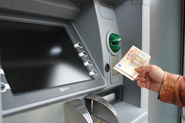 Universal Basic Income ATM