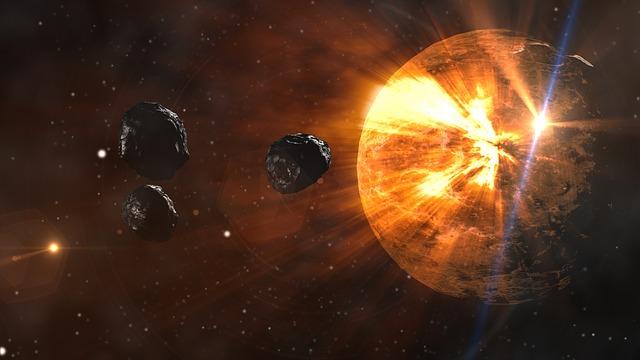 Asteroids - Space Rocks