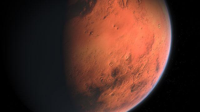Mars - Space
