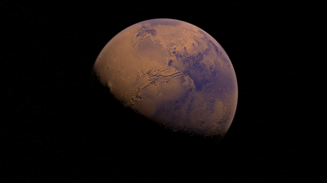 SpaceX - Mars