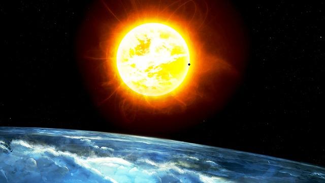 Sun - Earth