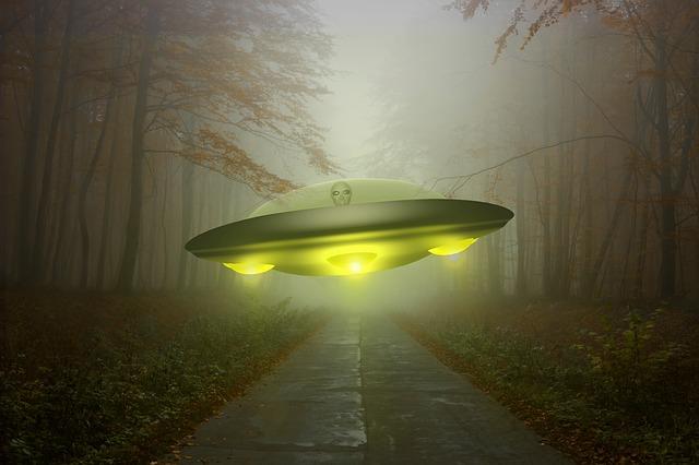 UFO - Aliens