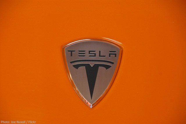 Tesla Motors TSLA Stock