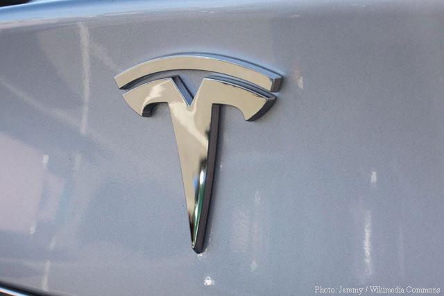 Tesla TSLA Stock
