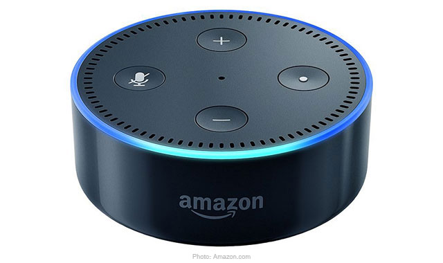 Amazon Echo - Echo Dot