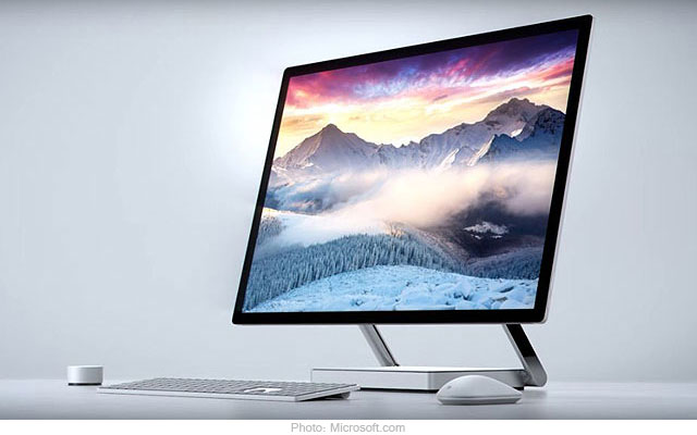Microsoft MSFT Surface Studio
