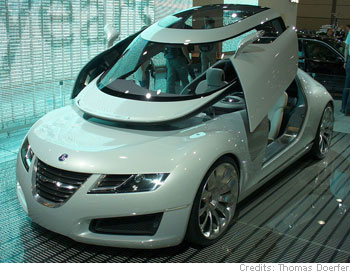 Saab Placed In Liquidation