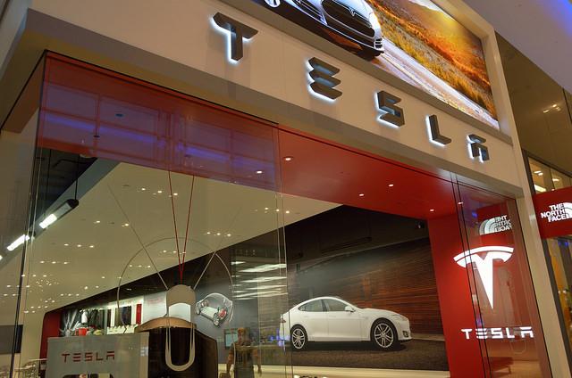 Tesla Store - TSLA