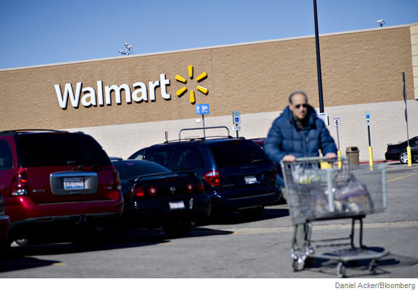Wal Mart's (WMT) Slowness to Stock Shelves Worsens, Sales Slump