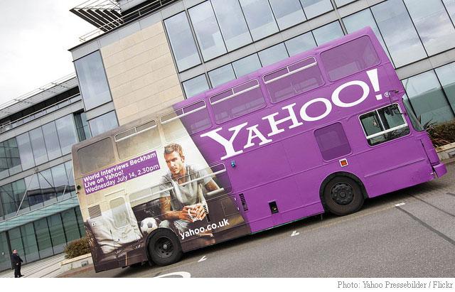 Yahoo YHOO