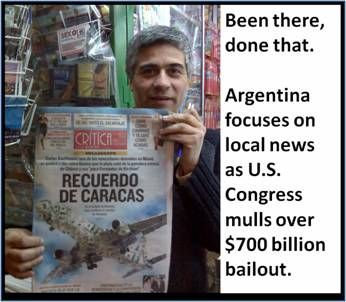 How Argentina Survived Its Banking Collapse