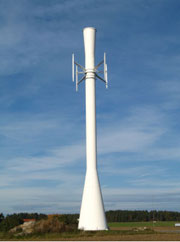 Ericsson Wind Power Turbine